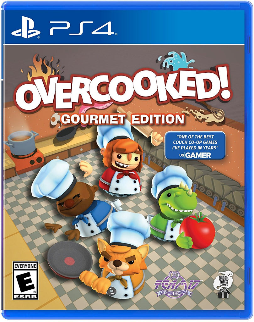 Overcooked - PS4