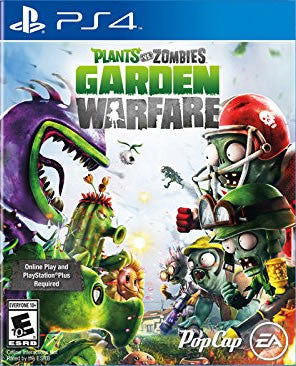 Plants vs. Zombies: Garden Warfare - PS4