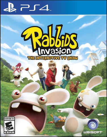 Rabbids Invasion - PS4