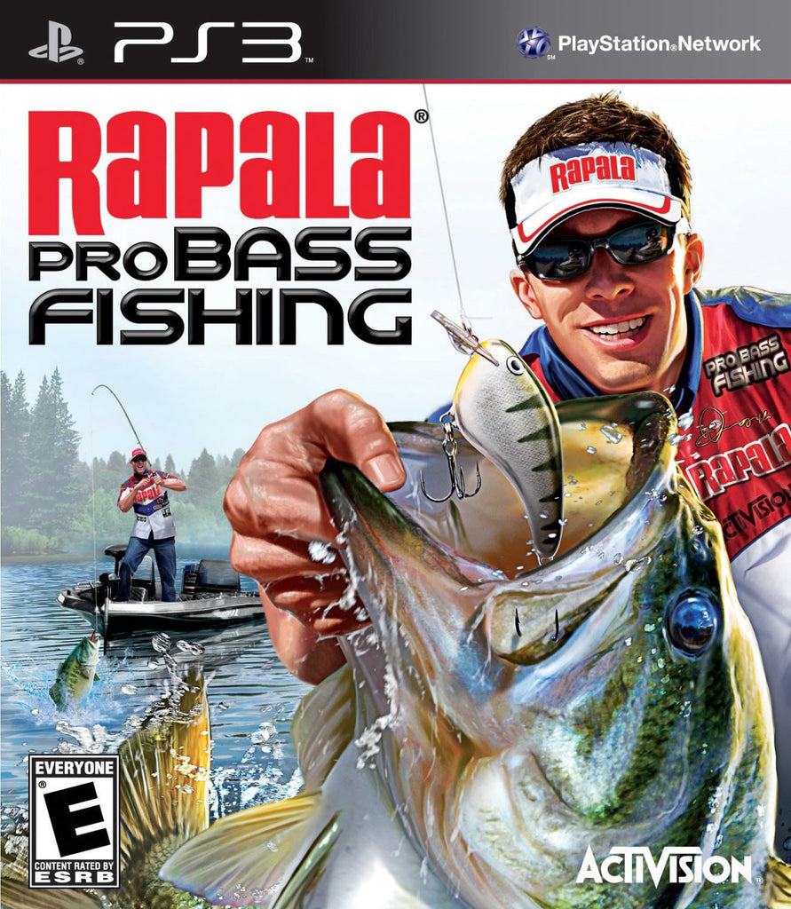 Rapala Fishing ProBass Fishing - PS3