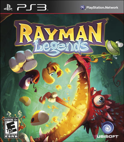 Rayman Legends - PS3