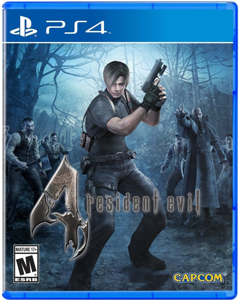 Resident Evil 4 HD - PS4