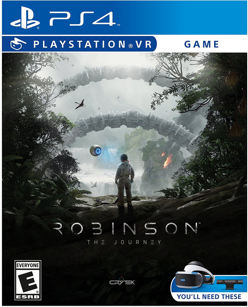 Robinson: The Journey - PS4