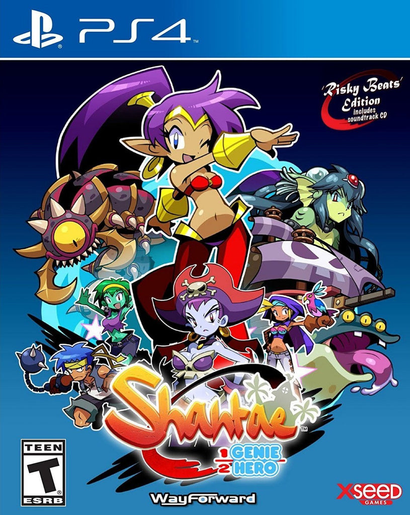 Shantae: Half-Genie Hero - PS4