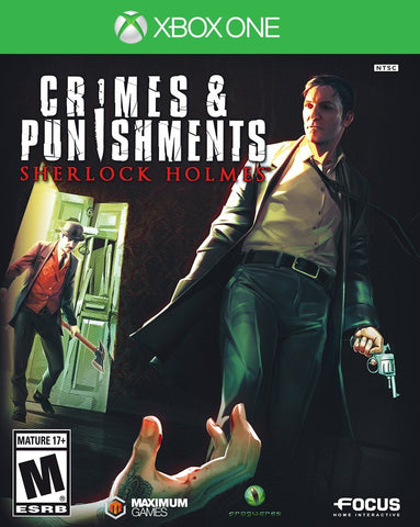 Sherlock Holmes: Crimes & Punishments - Xbox One