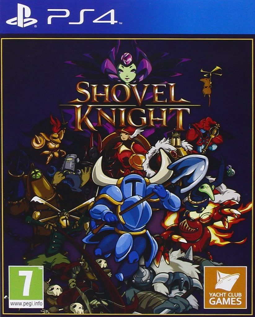 Shovel Knight - PS4