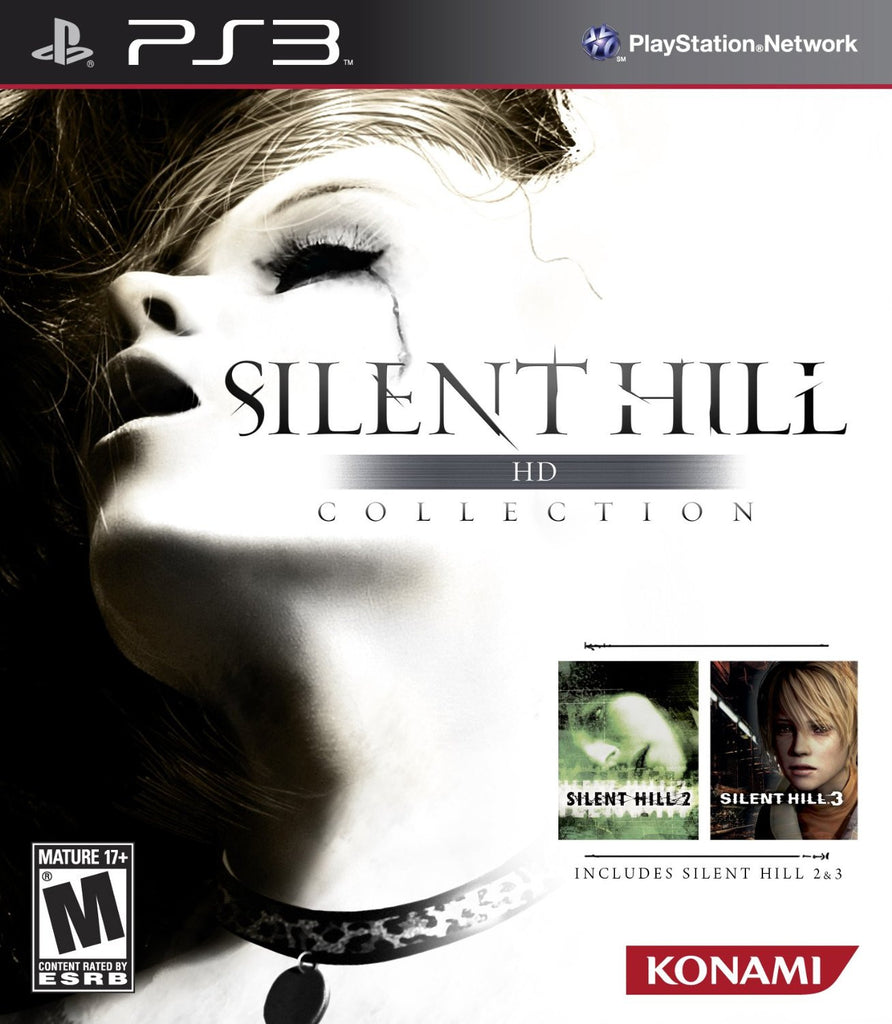 Silent Hill: HD Collection - PS3
