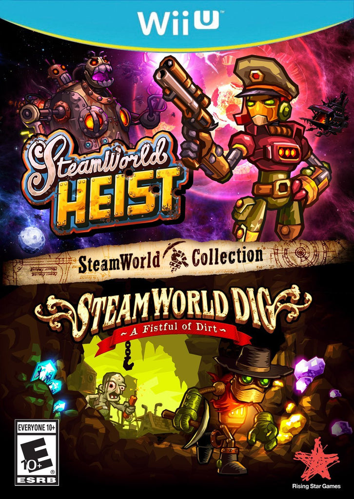 Steamworld Collection - Wii U