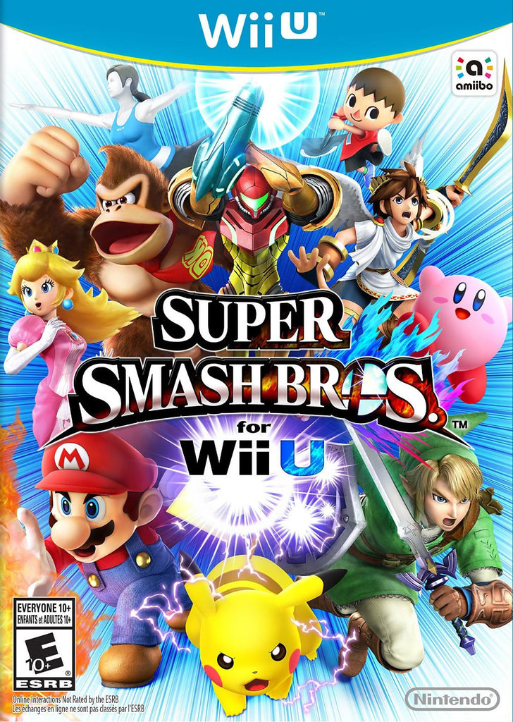 Super Smash Bros Wii U - Wii U