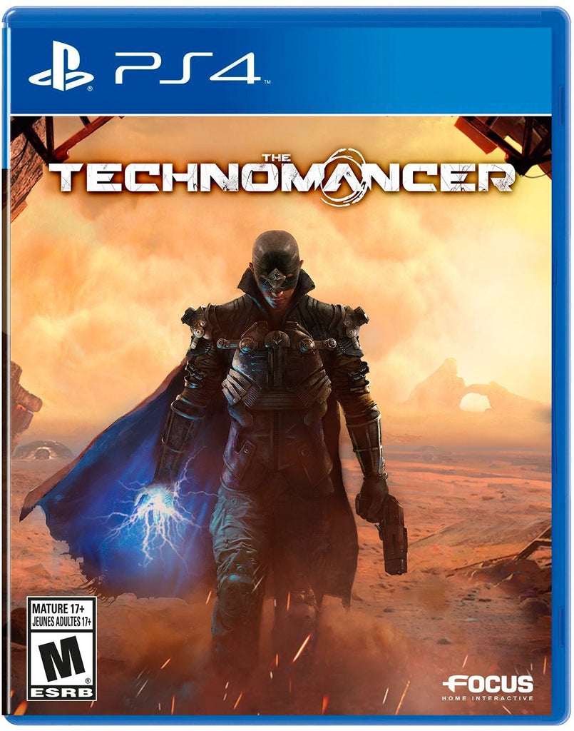The Technomancer - PS4