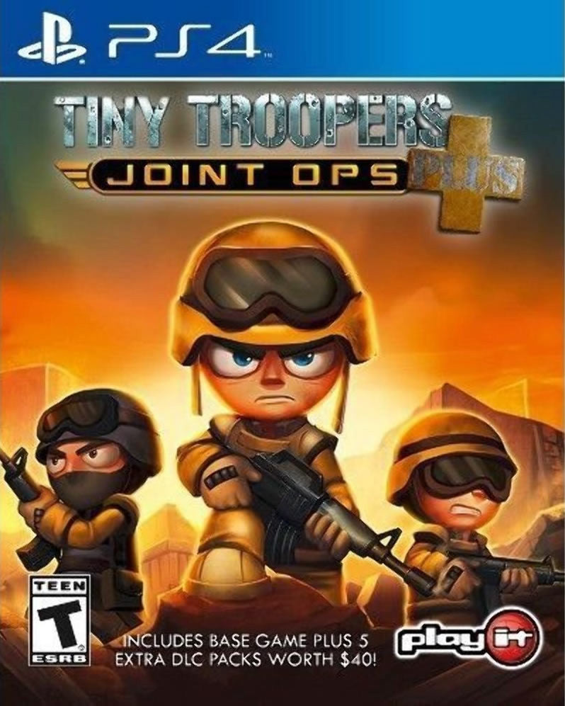 Tiny Troopers: Joint Ops - PS4