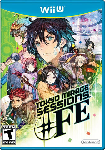 Tokyo Mirage Sessions ♯FE - Wii U