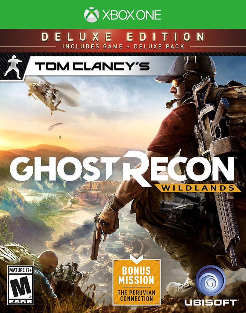 Tom Clancy's Ghost Recon Wildlands: Deluxe Edition - Xbox One