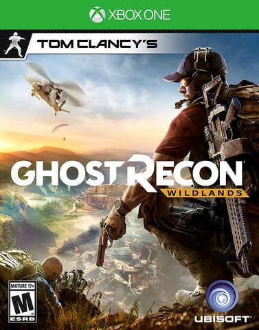 Tom Clancy's Ghost Recon Wildlands: Standard Edition - Xbox One