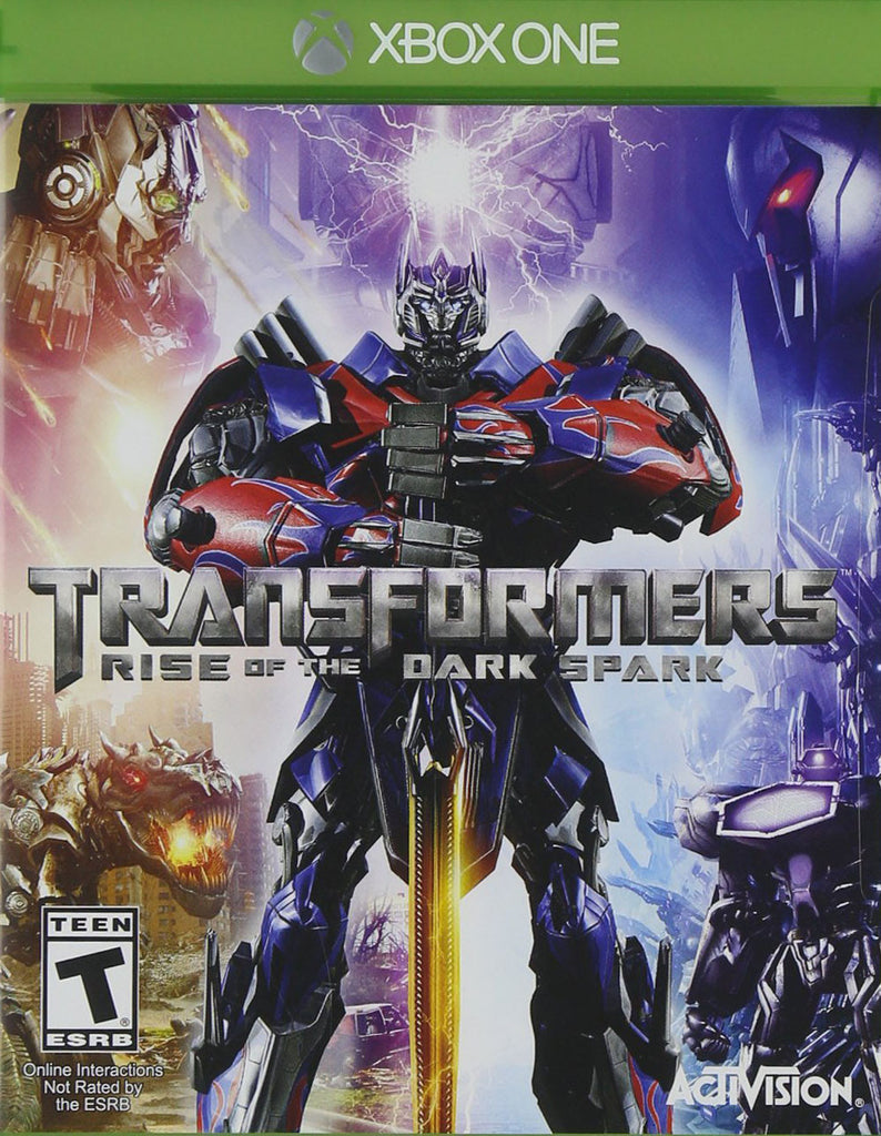 Transformers: Rise of the Dark Spark - Xbox One