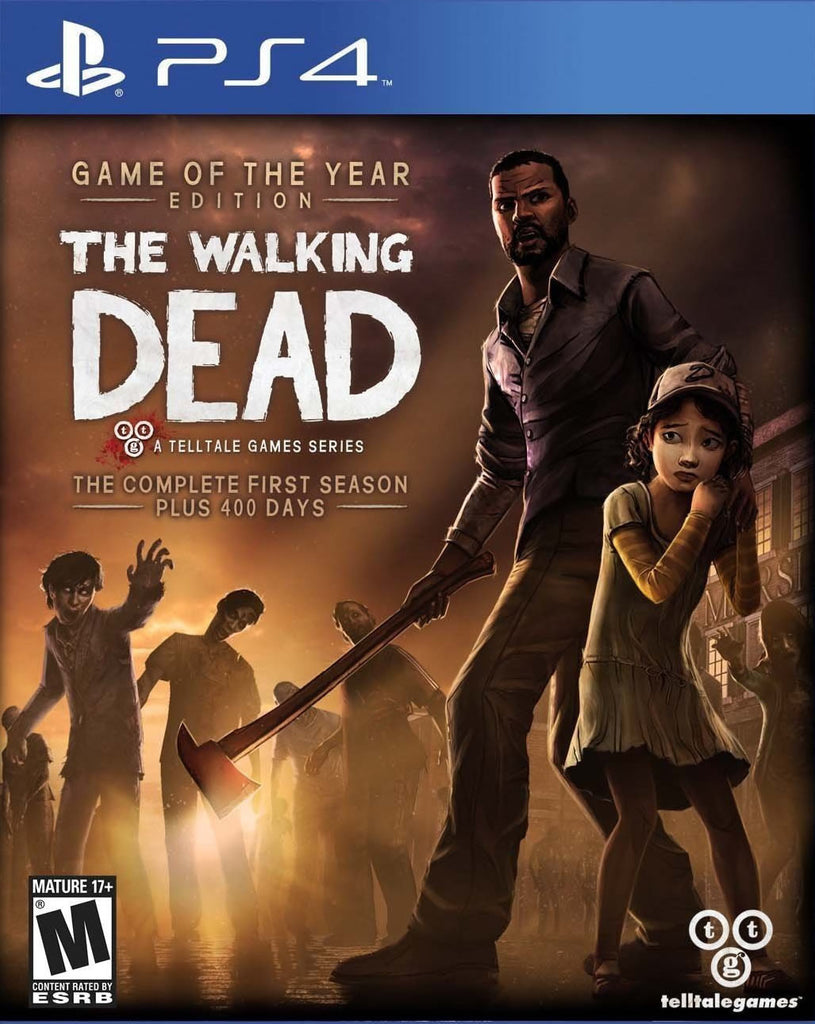 The Walking Dead: Season One - PS4