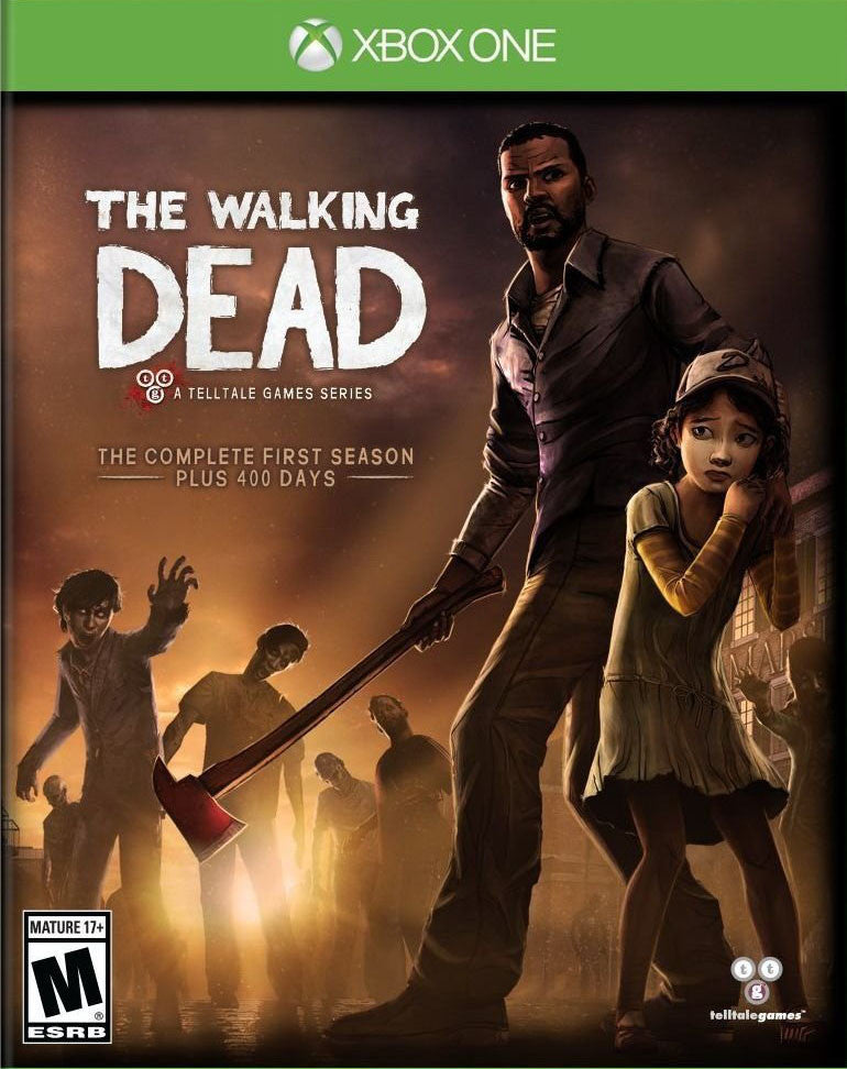 The Walking Dead The Complete First Season - Xbox One