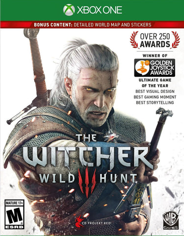 The Witcher 3 (Wild Hunt) - Xbox One