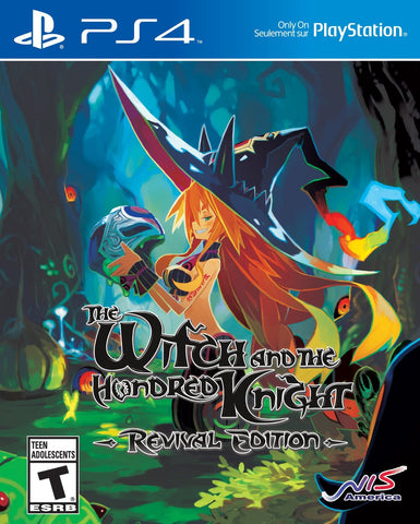 The Witch and the Hundred Knight - PS4