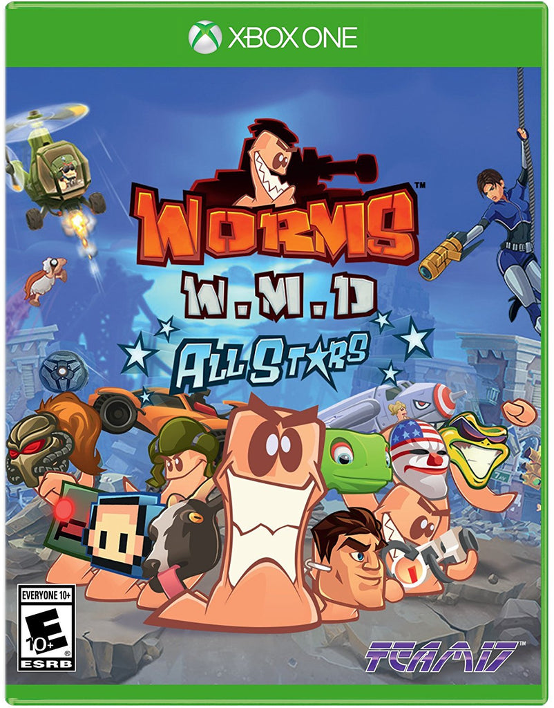 Worms W.M.D - Xbox One
