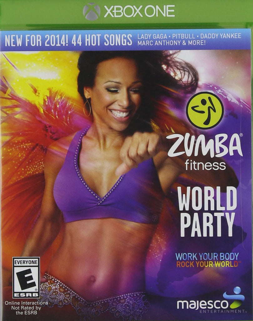 Zumba Fitness: World Party - Xbox One