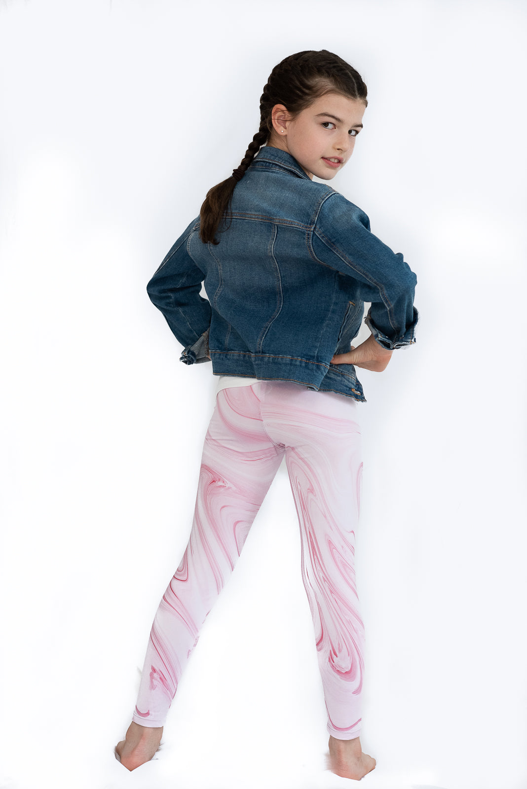 Cotton Candy Legging for Kids