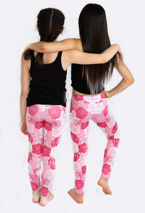 Rosie Posie Legging for Kids