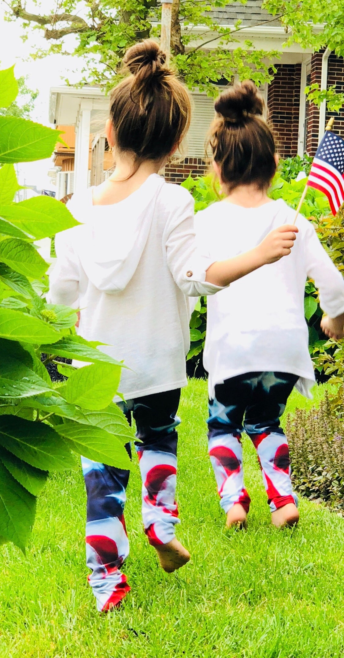 American Flag Legging for Kids