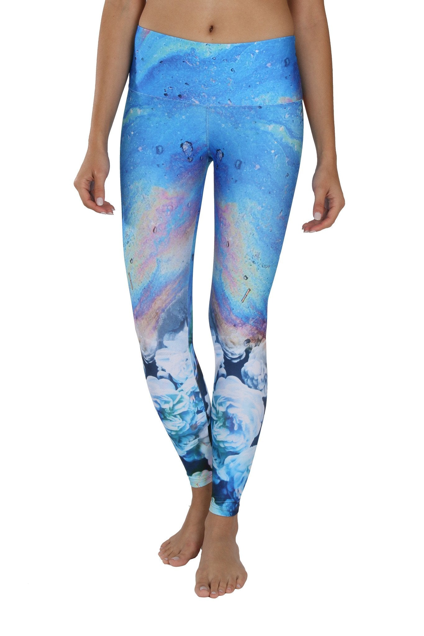 Painted Rose Legging