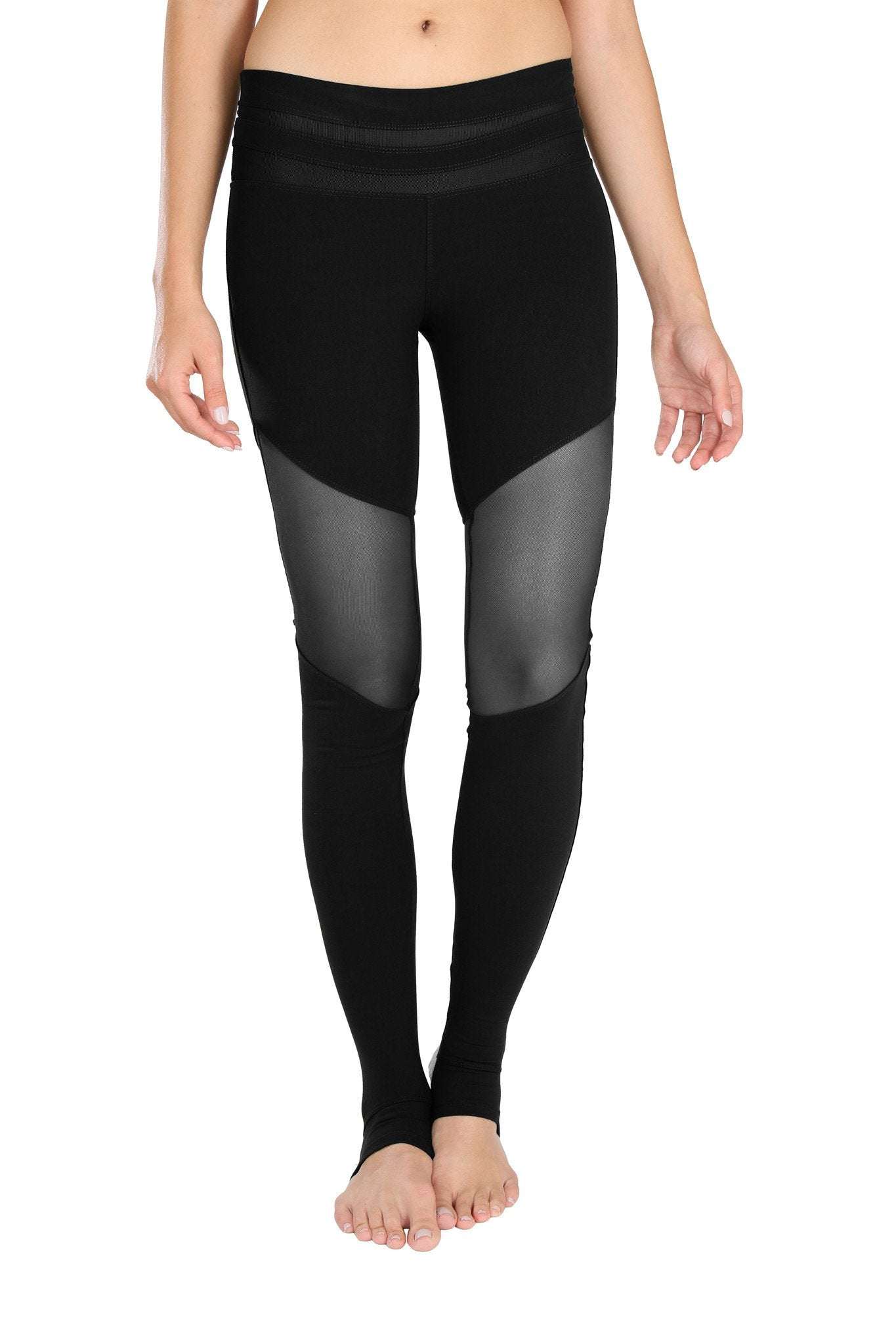 Brooklyn Mesh Yoga Pants
