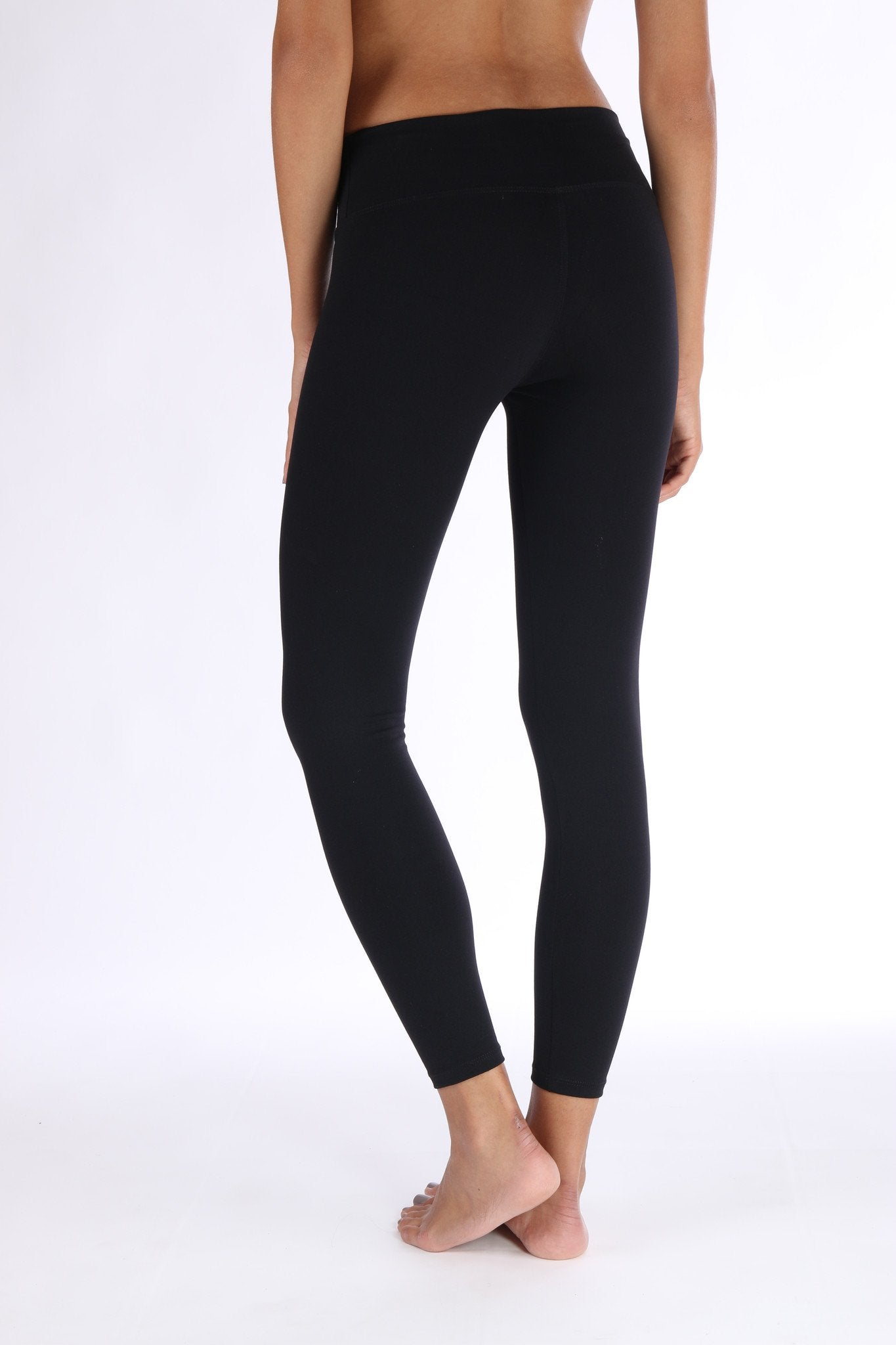 Basic Black Yoga Pants