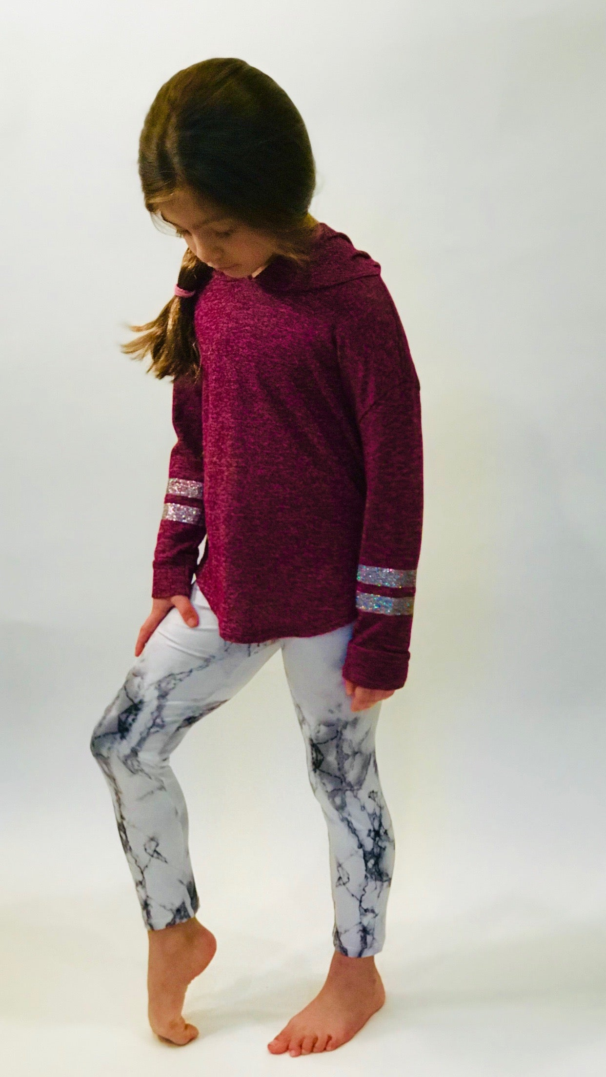 Monica Marbles Legging for Kids