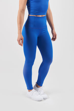 Blue Yoga Pants For Womens
