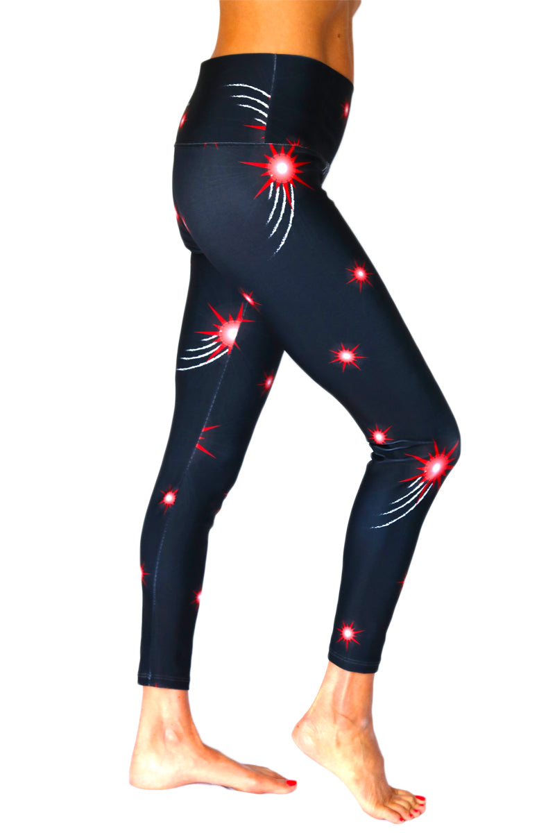 Lucky Star Yoga Pants