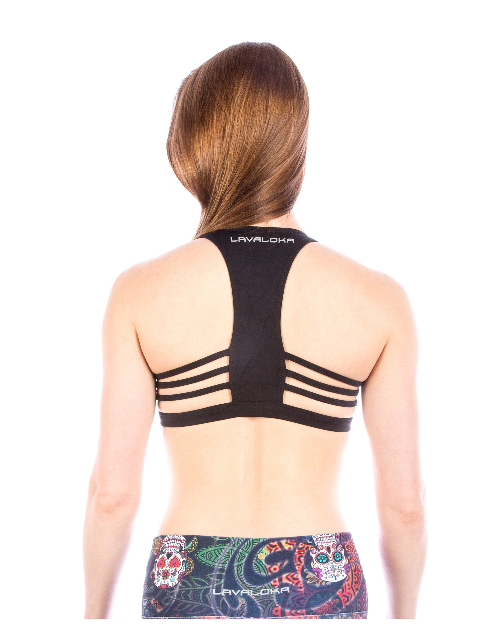 Maria Sports Bra - Sports Bra Collection LavaLoka - Black - buy now in every color