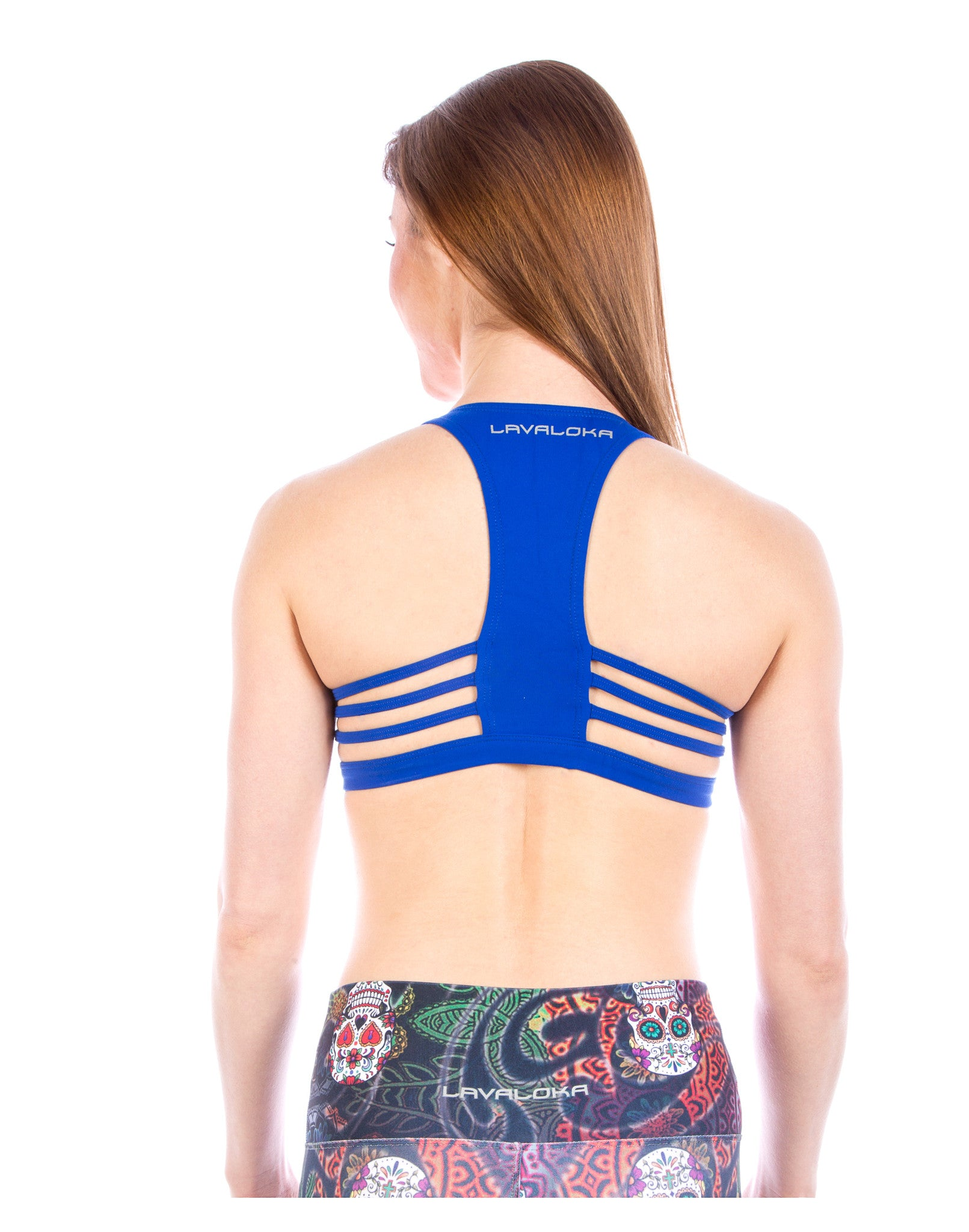 Maria Sports Bra - Sports Bra Collection LavaLoka - Blue - buy now in every color