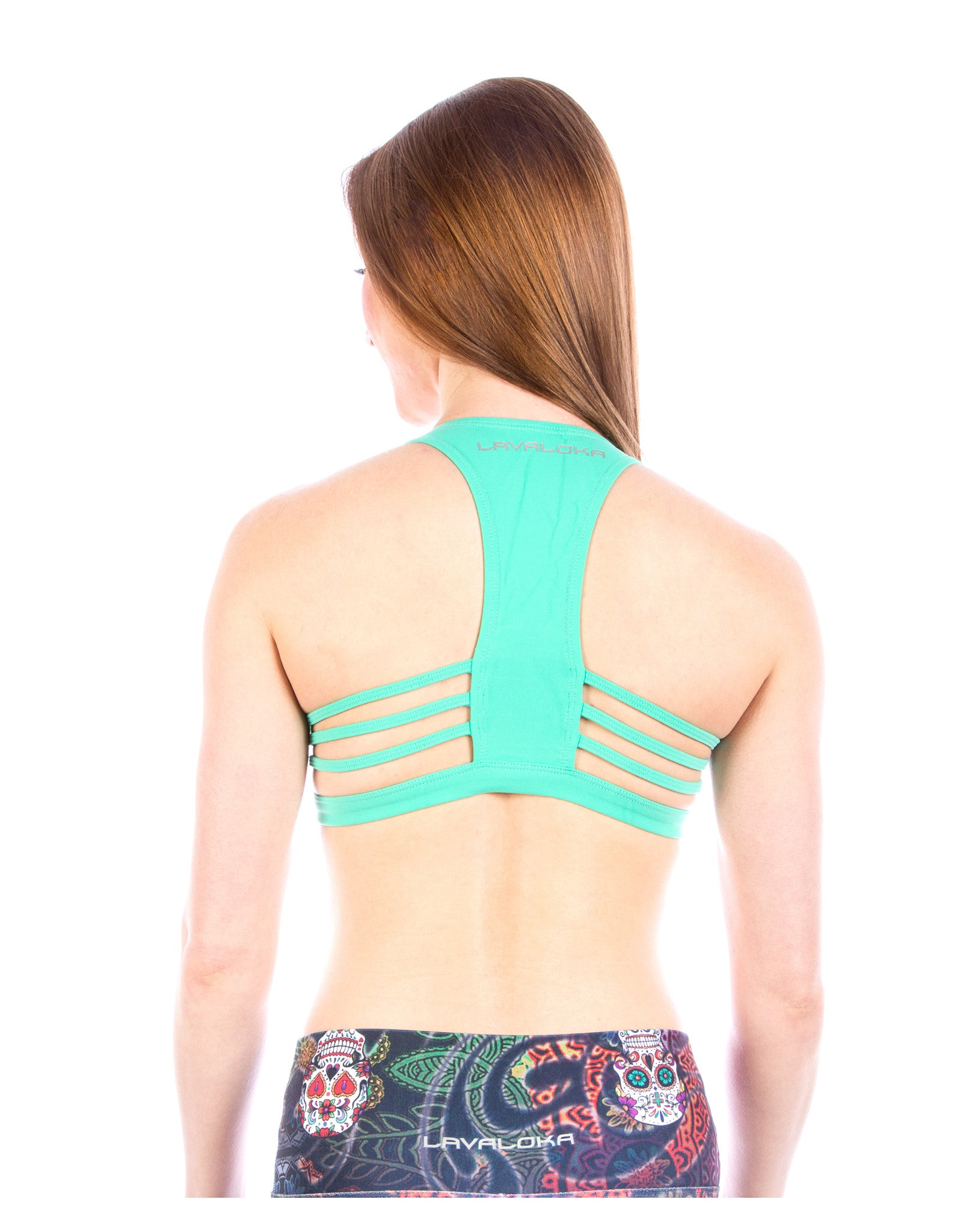 Maria Sports Bra - Sports Bra Collection LavaLoka - Green - buy now in every color