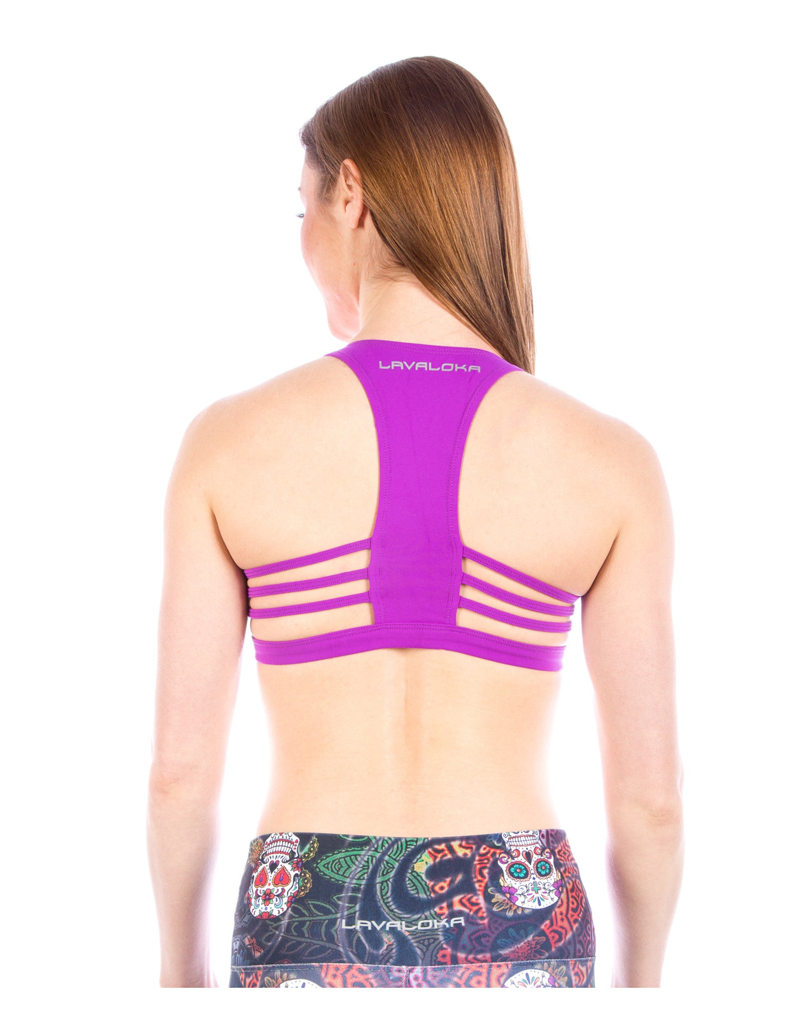 Maria Sports Bra - Sports Bra Collection LavaLoka - Purple - buy now in every color