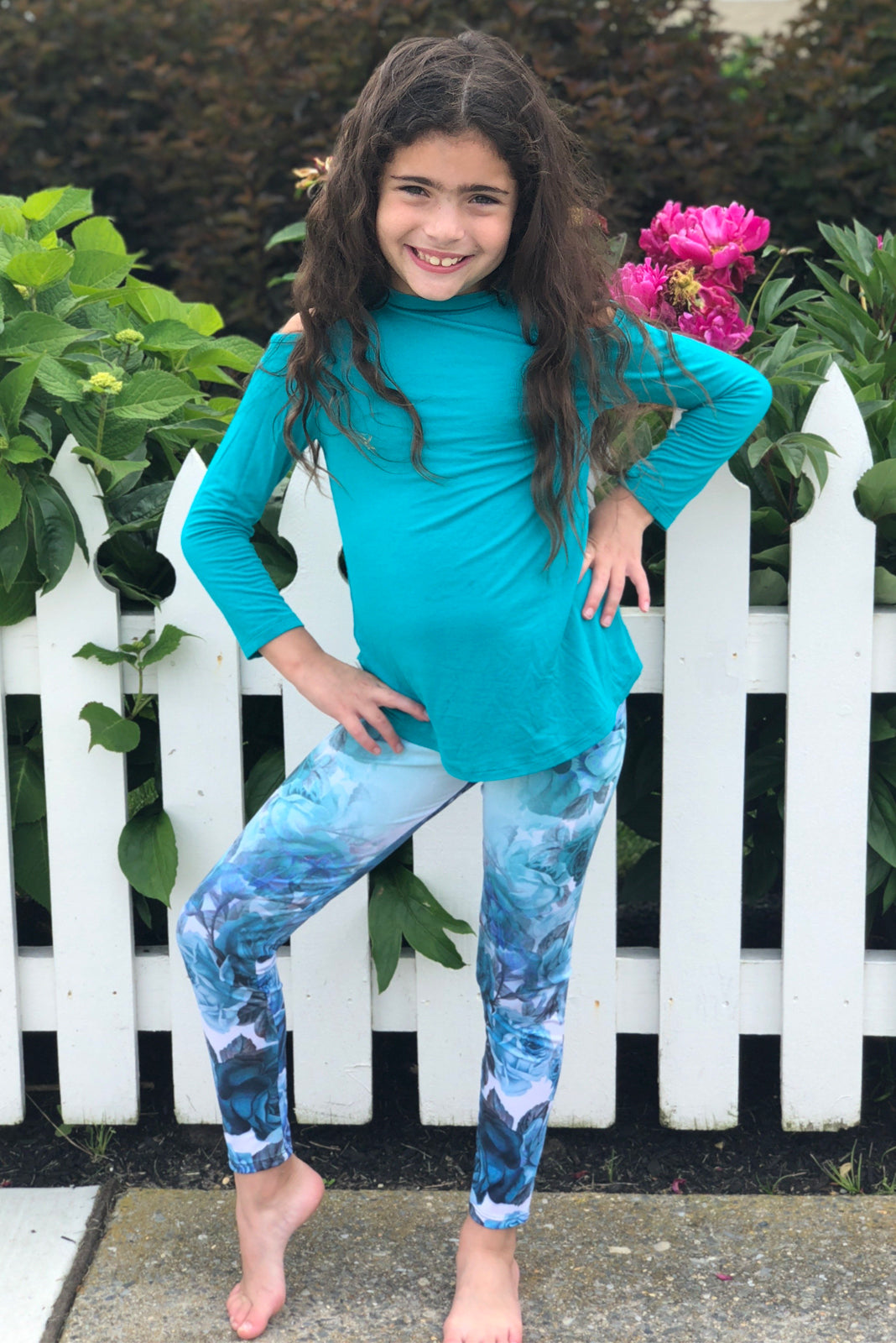 Oceana Rose Legging for Kids