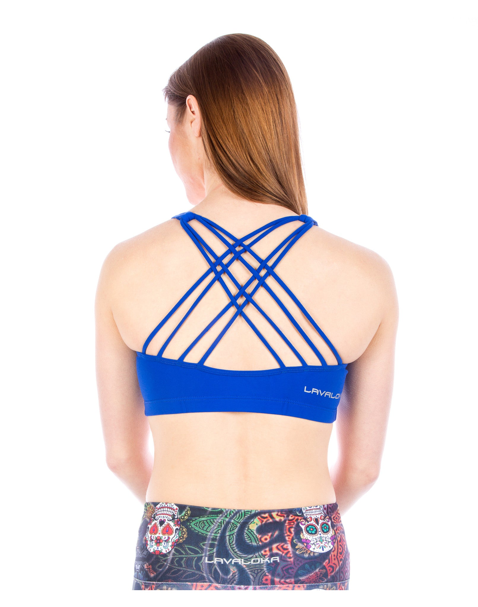 Sports Bra - Samantha Sports Bra LavaLoka - Blue - buy it in every color