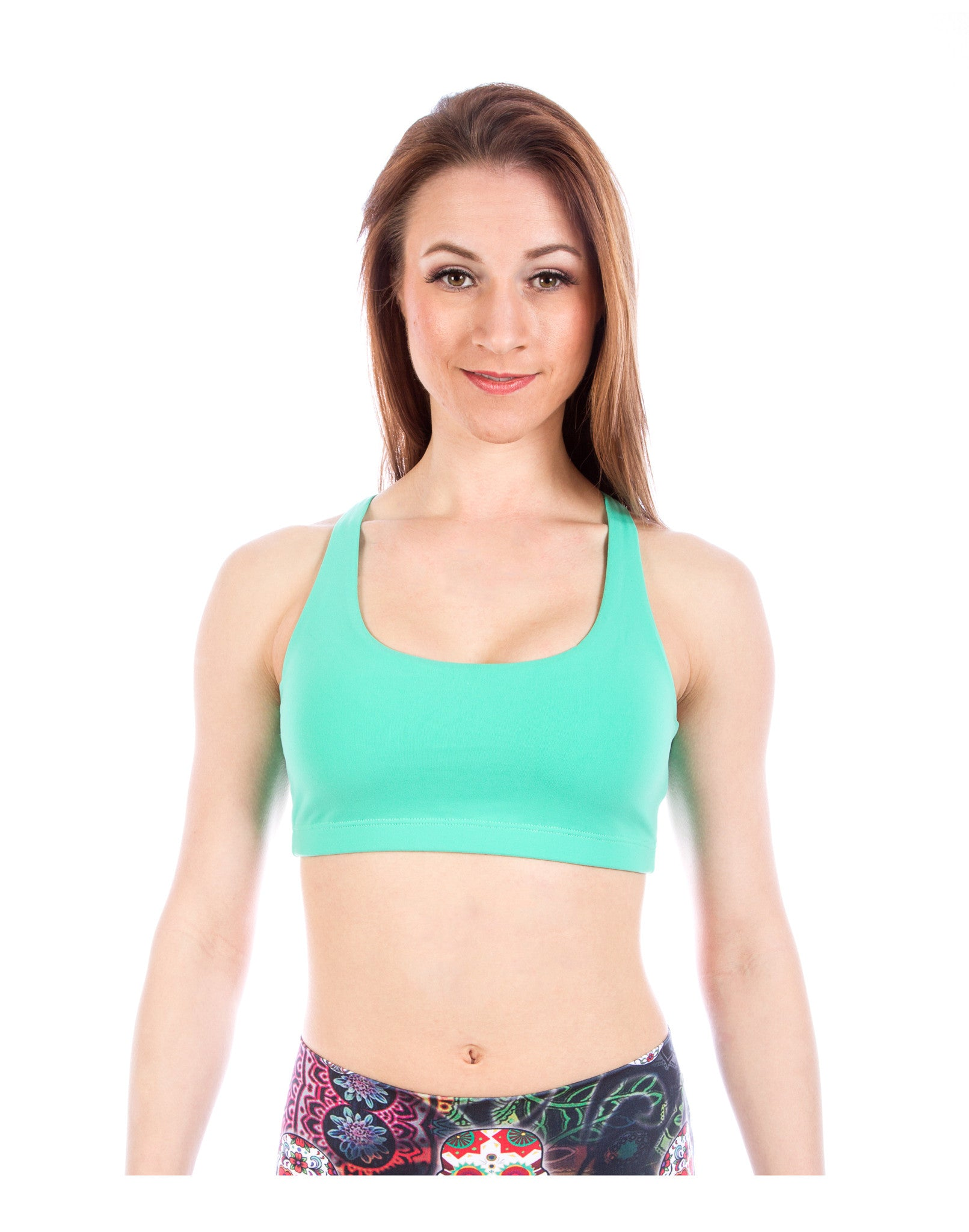 Sports Bra - Samantha Sports Bra LavaLoka - Green - buy it in every color