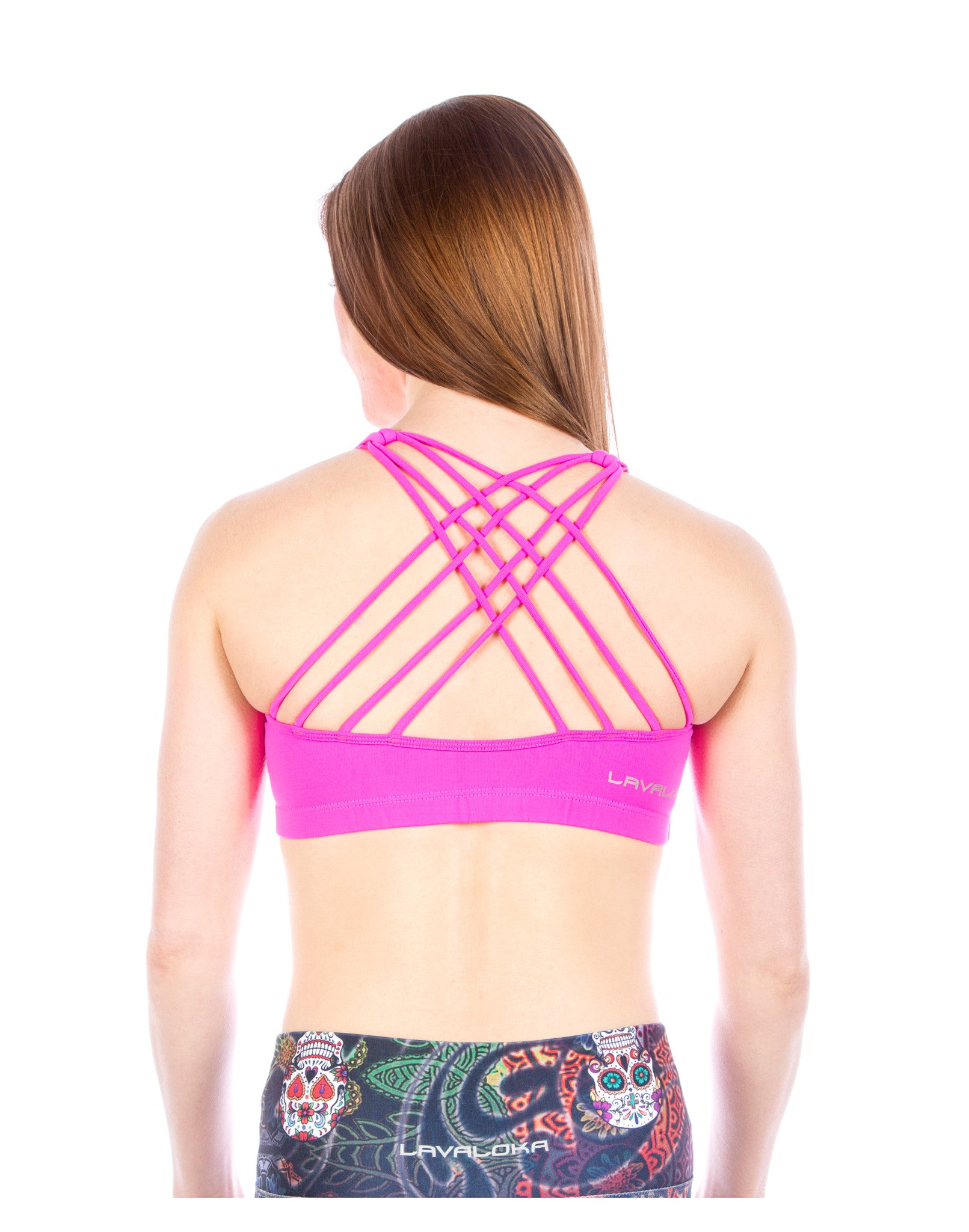 Sports Bra - Samantha Sports Bra LavaLoka - Pink - buy it in every color