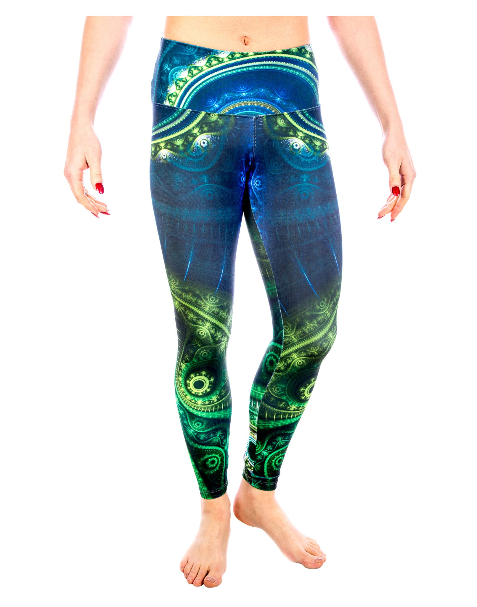 0977ffdeea69d ... Yoga Pants - Shimmer Shimmer Legging - Color Me Beautiful Collection by  LavaLoka ...