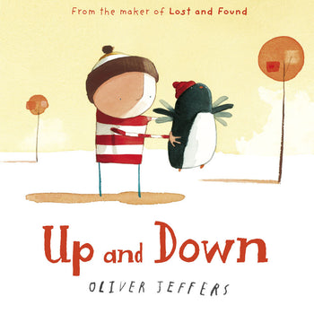 Up and Down - Oliver Jeffers Stuff