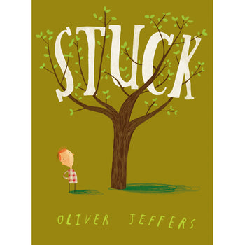 Stuck - Oliver Jeffers Stuff