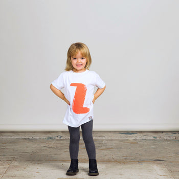 'z' T-shirt: Kids - Oliver Jeffers Stuff