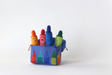Crayons Finger Puppet Playset (US and Canada Only) - Oliver Jeffers Stuff