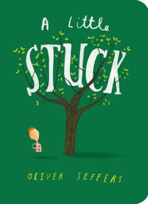 A Little Stuck - Oliver Jeffers Stuff