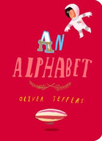 An Alphabet - Oliver Jeffers Stuff