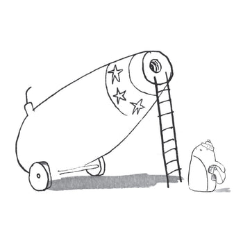 Colour the Penguin - Oliver Jeffers Stuff